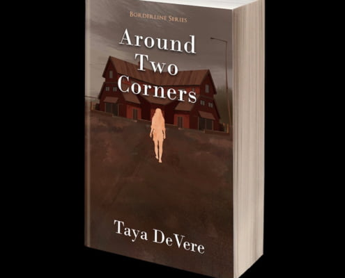 Around two corners by Taya DeVere