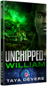 Bookcover of Unchipped William by Taya Devere